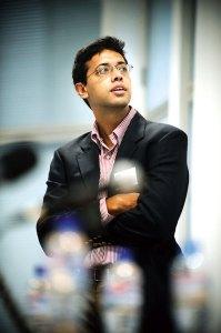 Yale economist Mushfiq Mobarak