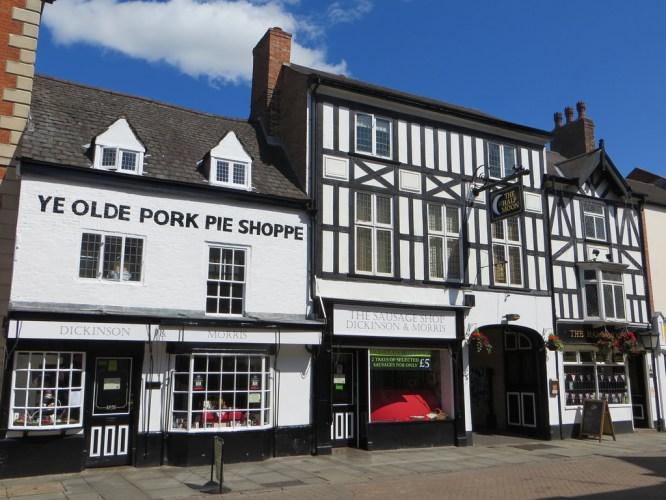 Ye Old Pork Pie Shoppe