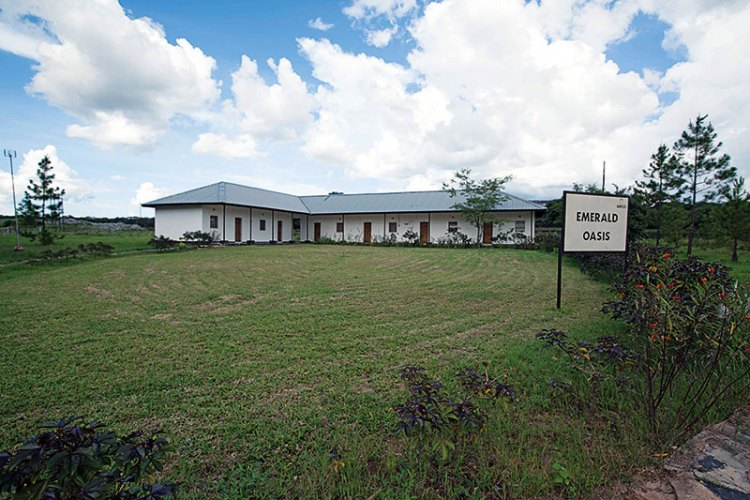 Gemfields headquarters at Kagem