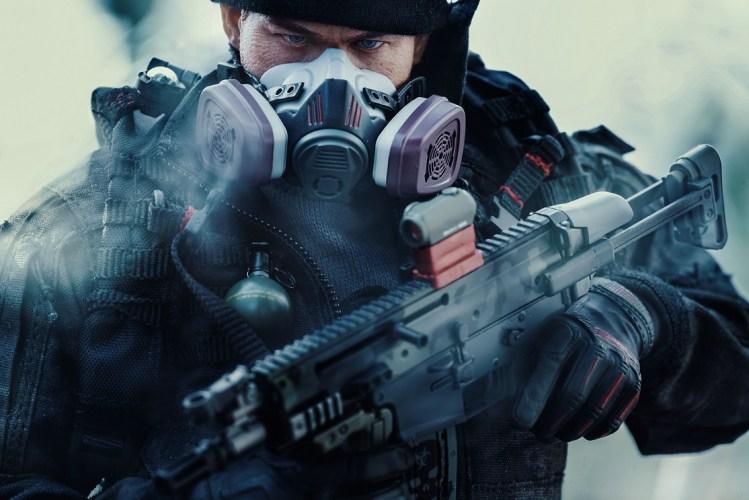 ZERT Z Squadron Urban Sniper