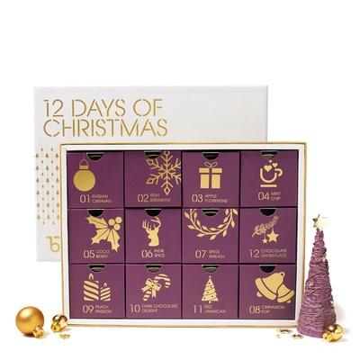 '12 days of Christmas' hamper
