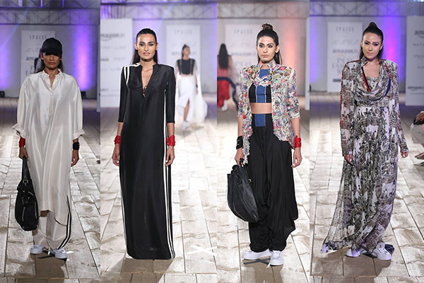 anamika khanna Amazon India Fashion Week, Spring Summer 2016, fashion, runway, fashion show, India, New Delhi