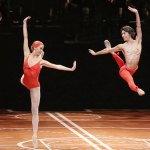 The Bejart Ballet Lausanne and The Tokyo Ballet