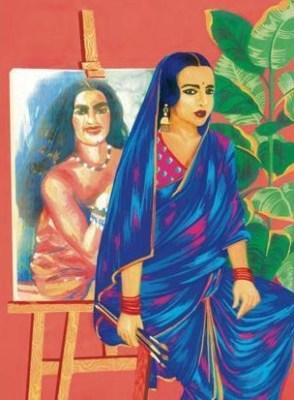 Illustration by Sudeepti Tucker