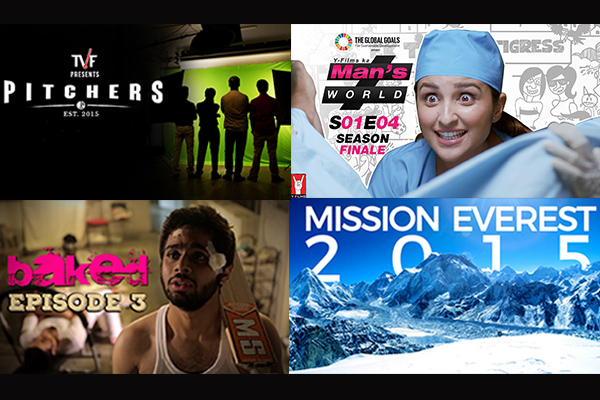 These web series from India made their debut in 2015