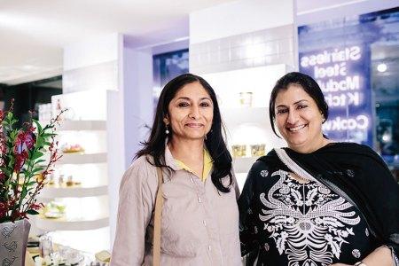 Naina Sachdeva, Shalini Buckshey