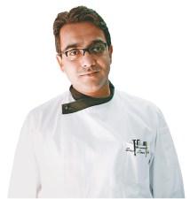 Chef Arunava Mukherjee