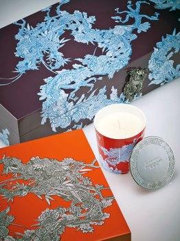 Shanghai Tang creations inspired by artist Jacky Tsai