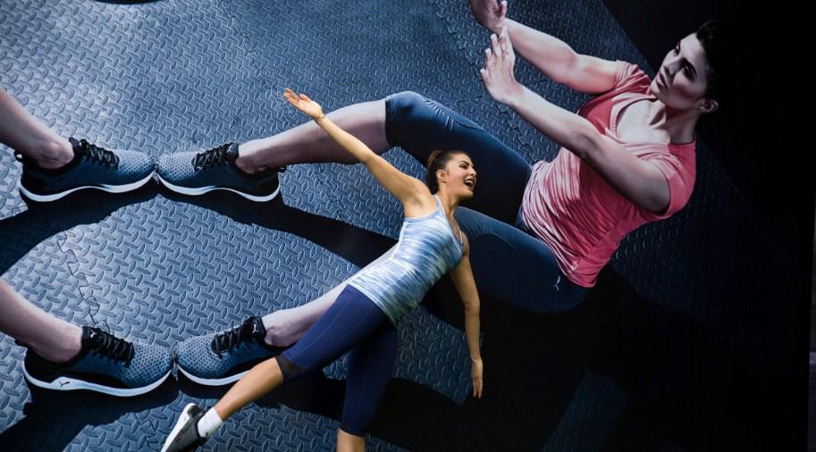 jacqueline fernandez fitness routine