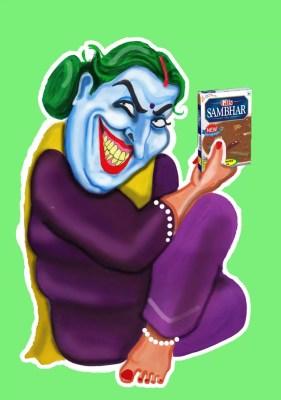 Joker Auntyji