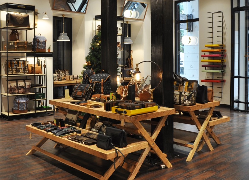 nappa dori new mumbai store , where to get leather goods