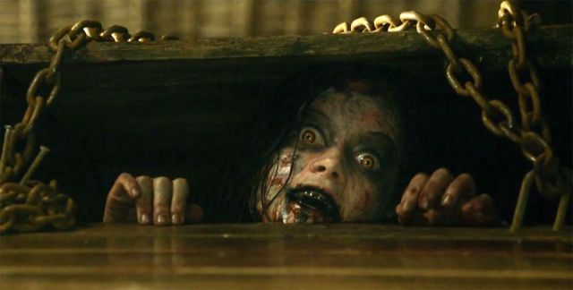 What's your scare flick?