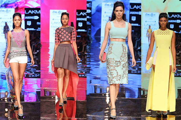 lakme fashion week summer resort review