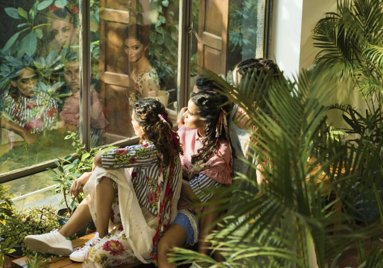 pero, Spring summer 2017, Forbidden Garden, fashion, Indian, Aneeth Arora,