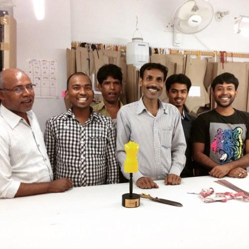 Rashmi Varma's team