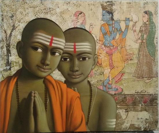 Sanjay Raut, Gallery Pradarshak