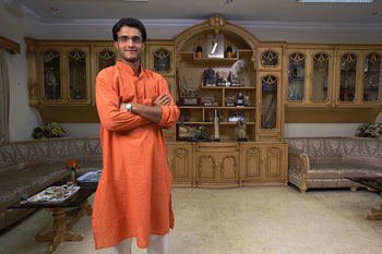 Sourav Ganguly, Indian Cricket Captain, Prince of Kolkata