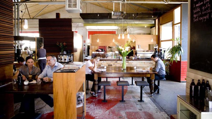 St.ALi Cafe