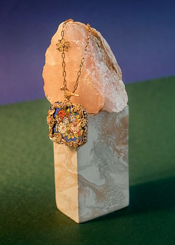 The Enchanted Pendant, from Shachee Fine Jewellery.