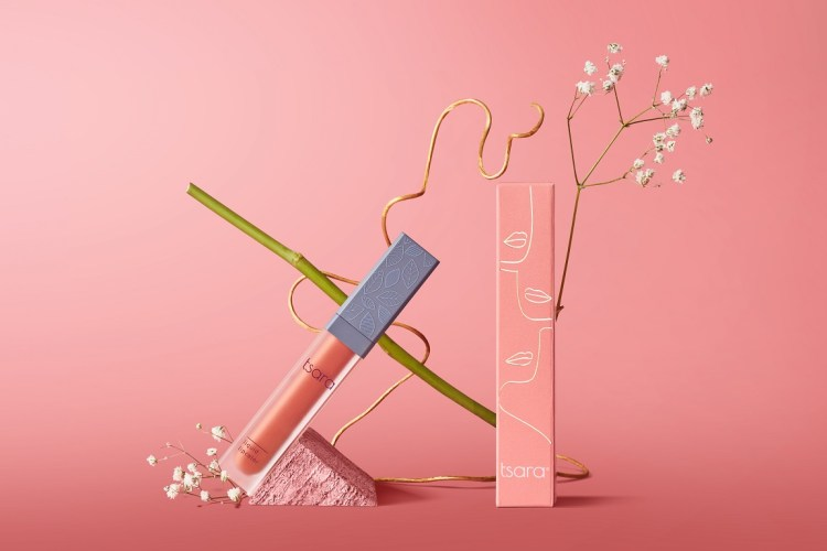 Tsara's Sunday Nude lipstick