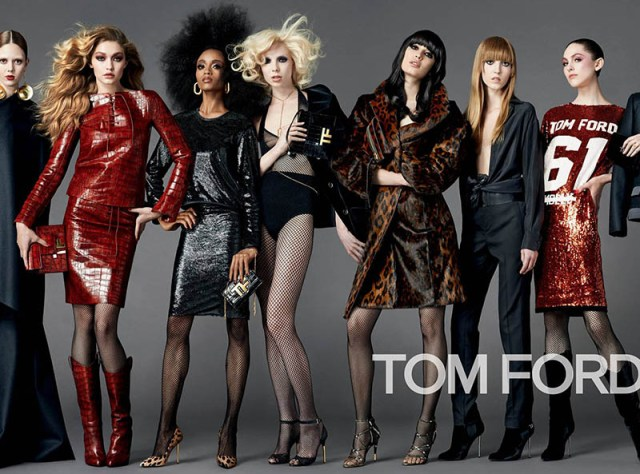 Tom Ford  Fashion AW 2014 campaigns