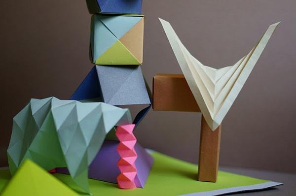 Origami Workshop at Tarq, Mumbai