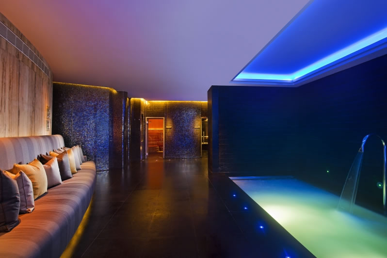 The Spa by ESPA, at The Leela Palace Chennai