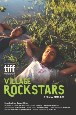 Village Rockstars was named the Best Feature Film at the 65th National Film Awards last month