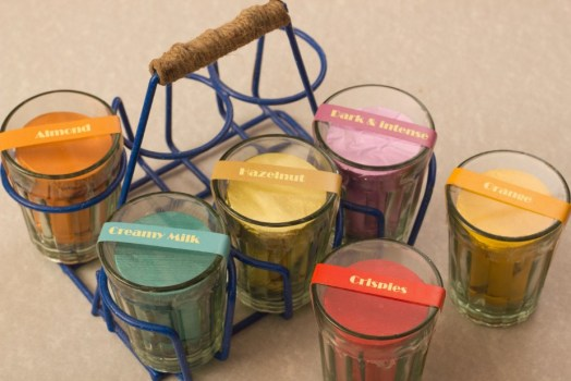 Glee Chocolates by Zarana Choksi
