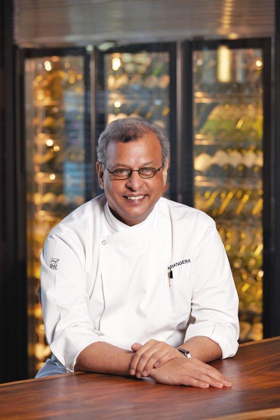 Senior Executive Chef Ajit Bangera