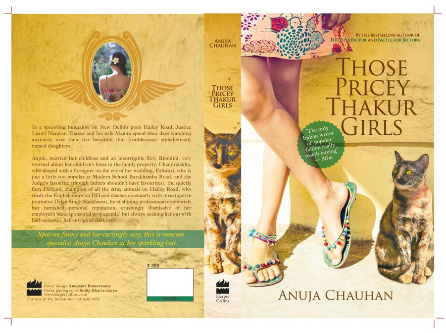 Anuja Chauhan Those Pricey Thakur Girls