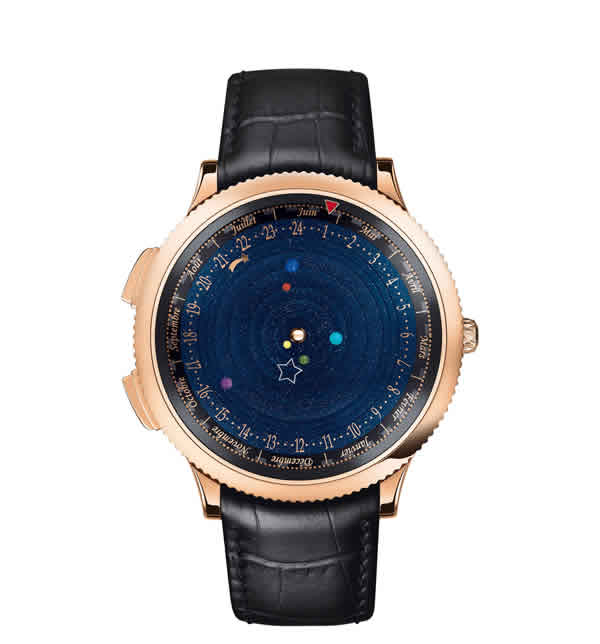 MIDNIGHT PLANÉTARIUM POETIC COMPLICATION, Van Cleef & Arpels