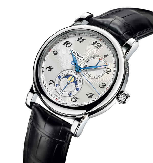 MONTBLANC STAR TWIN MOONPHASE, Montblanc
