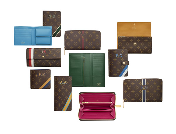 Louis Vuitton personalisation