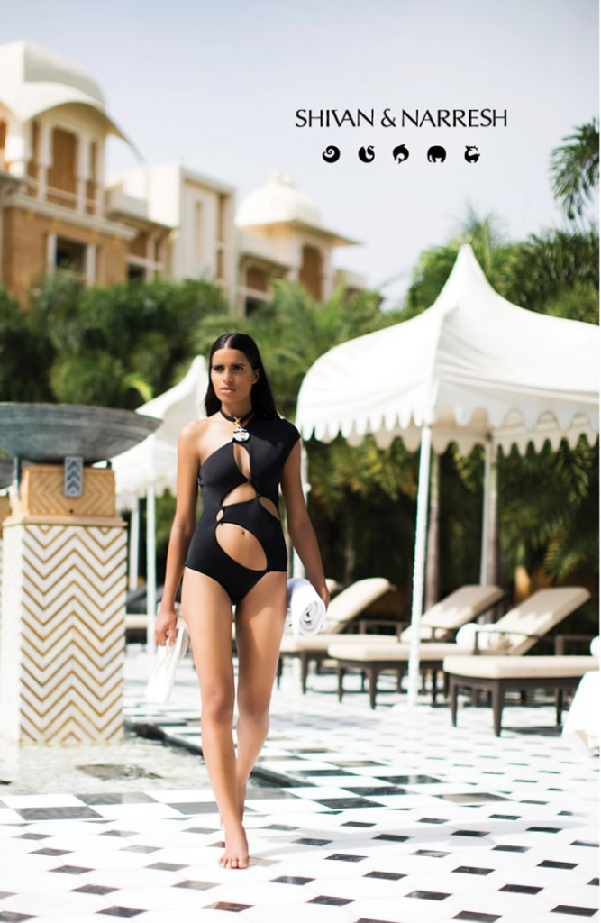 SHIVAN & NARRESH Spring Summer 2014