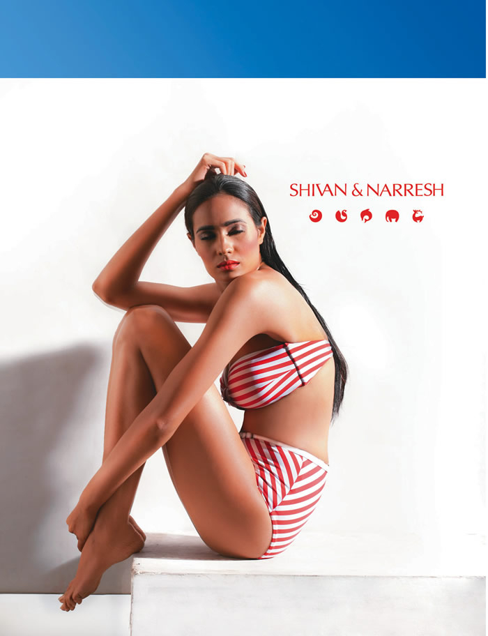 SHIVAN & NARRESH Spring Summer 2013