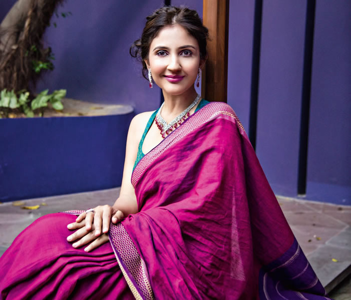 Anuja Chauhan for Verve's The Rose Code