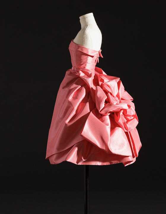 THE DIOR GARDEN – OPERA BOUFFE DRESS HC AW 1956