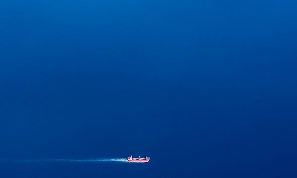 The Big Blue Sea