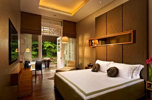 Singapore: Hotel Fort Canning