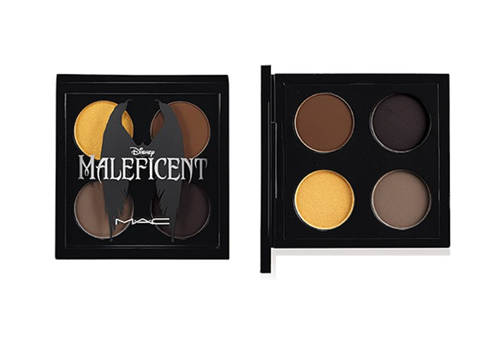 Maleficent Eyeshadow Quad