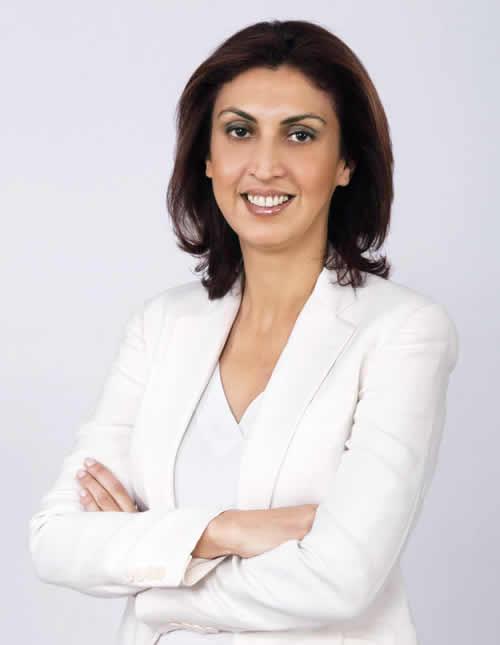 Tanya Dubash Godrej Group Verve Power Women 2014