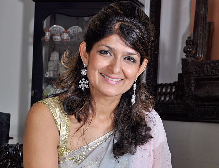 Vidya Zaveri, Jeweller, Fashion Designer and Matchmaker