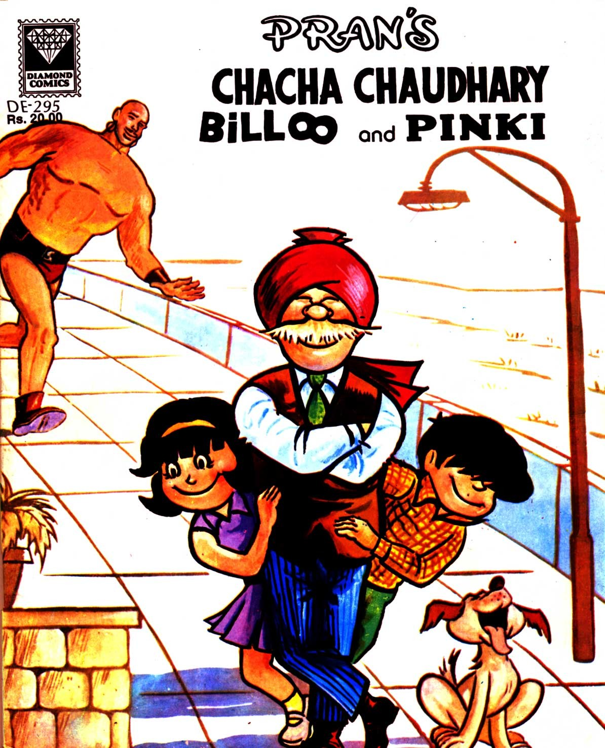 Chacha Chaudhary, Comicandour, Comic books, Diamond Comics