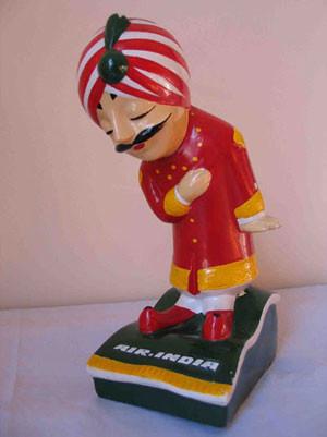 Mascot Air India, Maharaja