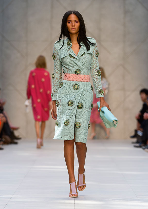 Burberry Prorsum Womenswear Spring Summer