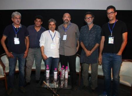MAMI 2014, MAMI Film Festival, Panel Discussion