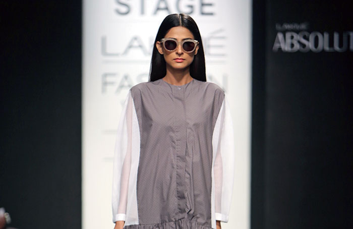 Amrita Khanna and Gursi Singh, Lakme Fashion Week 2014
