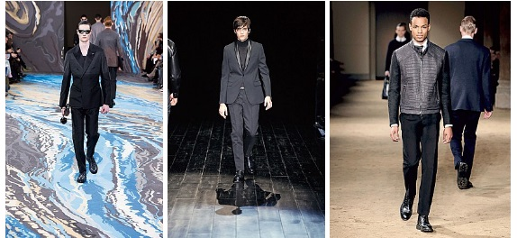 Black magic mens wear autumn winter 2014