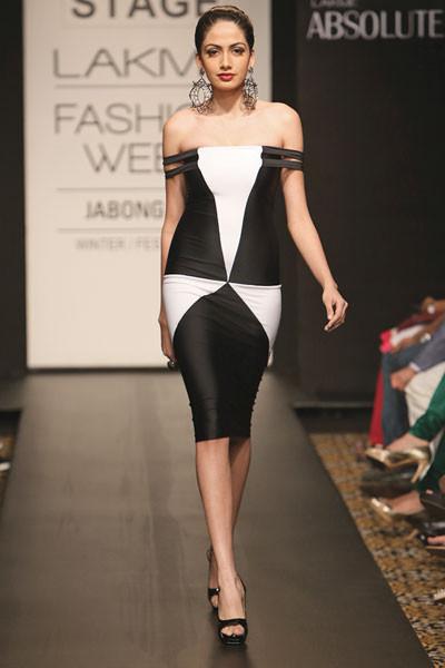 Laila Singh, Lakme Fashion Week 2014